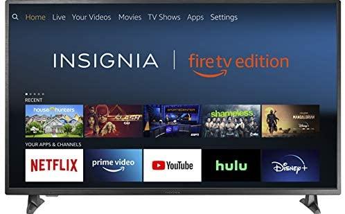 "Insignia 32"" Class LED HD Smart Fire TV"