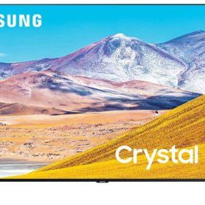 "SAMSUNG 65"" Class Crystal 4K UHD HDR Smart TV"