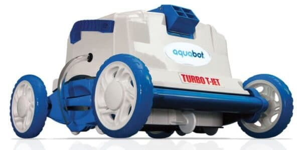 Aquabot Turbo T-Jet Robotic Pool Cleaner