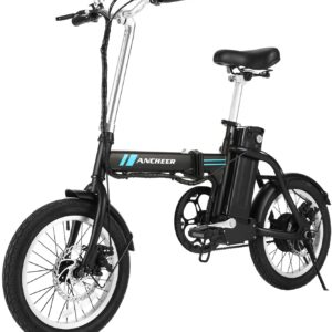 Ancheer Folding Commuter Electric Bike