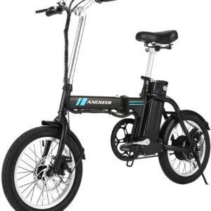 Ancheer Folding Commuter Electric Bike