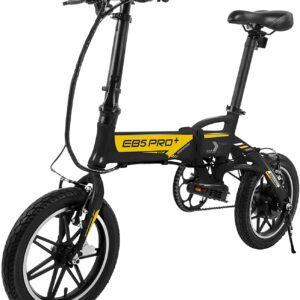 Swagtron EB5 Pro Folding Electric Bike