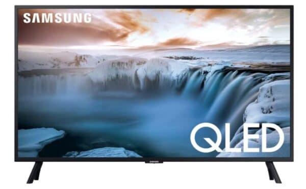 "Samsung 32"" Class Q50R Series 4K UHD Smart QLED TV"