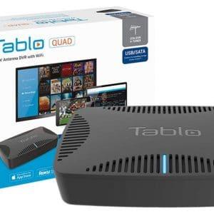 Tablo DUAL LITE OTA DVR Media Player