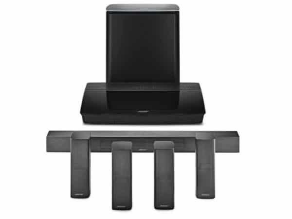 Bose Lifestyle 650 Home Theatre System