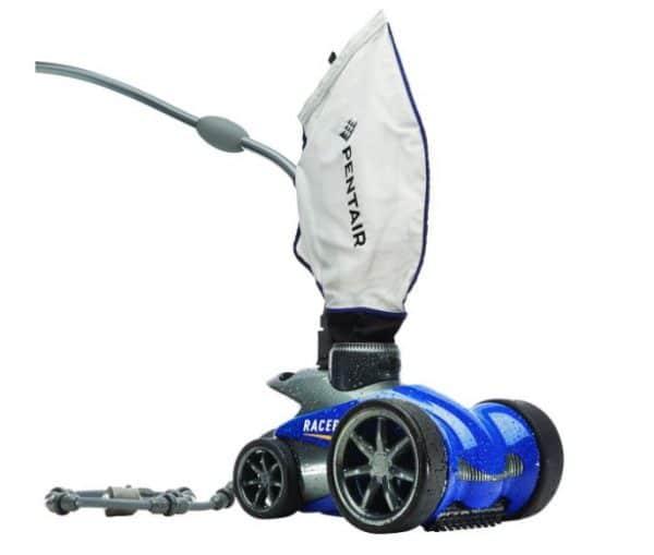 Pentair 360228 Kreepy Krauly Racer In-Ground Pressure Pool Cleaner