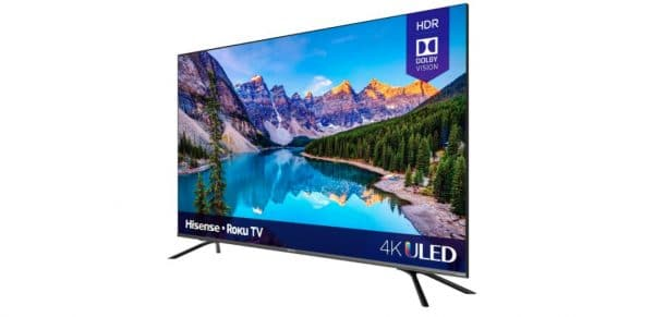 "Hisense 55"" Class R8 Series 4K ULED Roku TV"