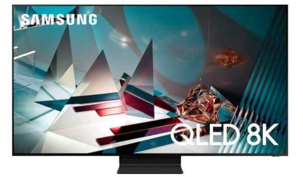"Samsung 82"" Class Q800T Series Real 8K Full Array Quantum HDR Smart QLED TV"