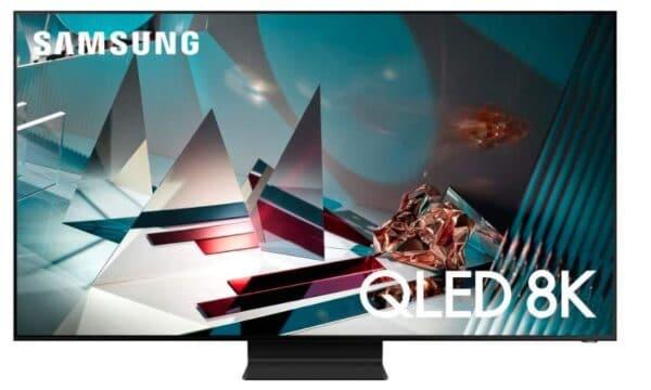 "Samsung 75"" Class Q800T Series Real 8K Full Array Quantum HDR Smart QLED TV"