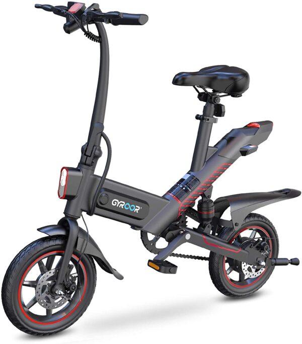 Gyroor C3 Electric Bike