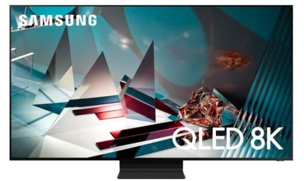 "Samsung 65"" Class Q800T Series Real 8K Full Array Quantum HDR Smart QLED TV"