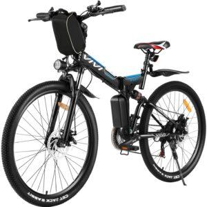 Vivi 26'' Folding Mountain Electric Bike