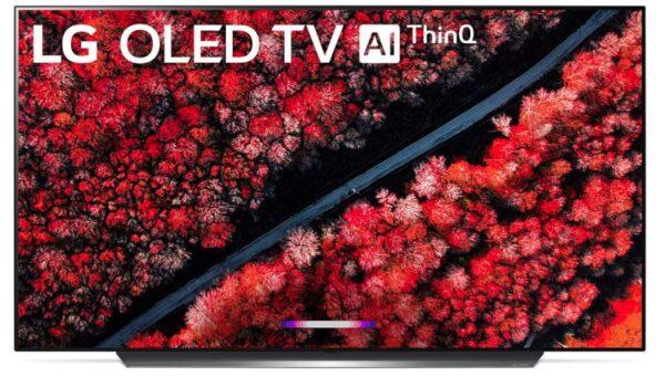 "LG 55"" C9 Series AI ThinQ 4K Smart Ultra HD OLED TV"