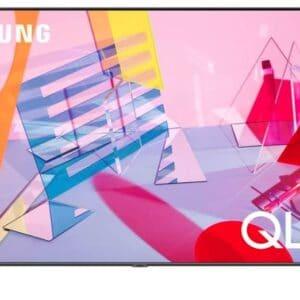 "Samsung 43"" Class Q60T Series 4K UHD Quantum HDR Smart QLED TV"