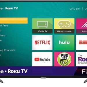 "Hisense 40"" Class H4F Series Smart Roku TV"