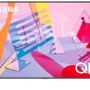 "Samsung 55"" Class Q60T Series 4K UHD Quantum HDR Smart QLED TV"