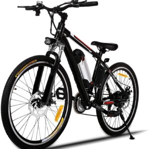 "Hicient 26"" Mountain Electric Bike"