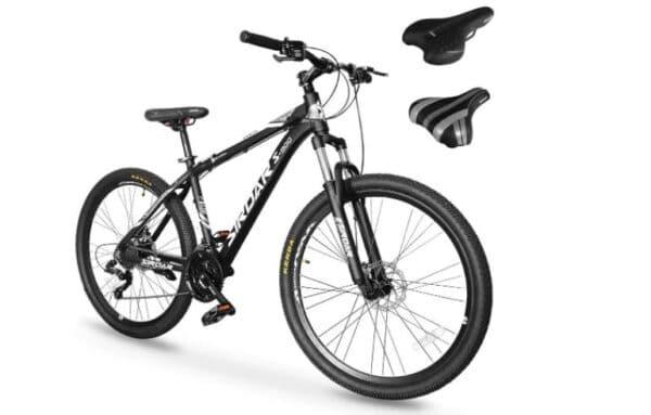 "SIRDAR S-900 27"" 27 Speed Mountain Bike"