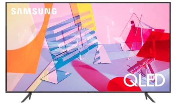 "Samsung 75"" Class Q60T Series 4K UHD Quantum HDR Smart QLED TV"