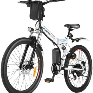 ANCHEER 26'' EB003 Folding Sports Road Electric Bike