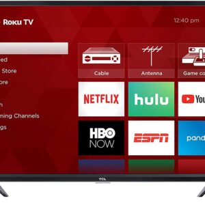 "TCL 43"" Class 3-Series LED Full HD 1080p Smart Roku TV"