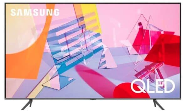 "Samsung 50"" Class Q60T Series 4K UHD Quantum HDR Smart QLED TV"