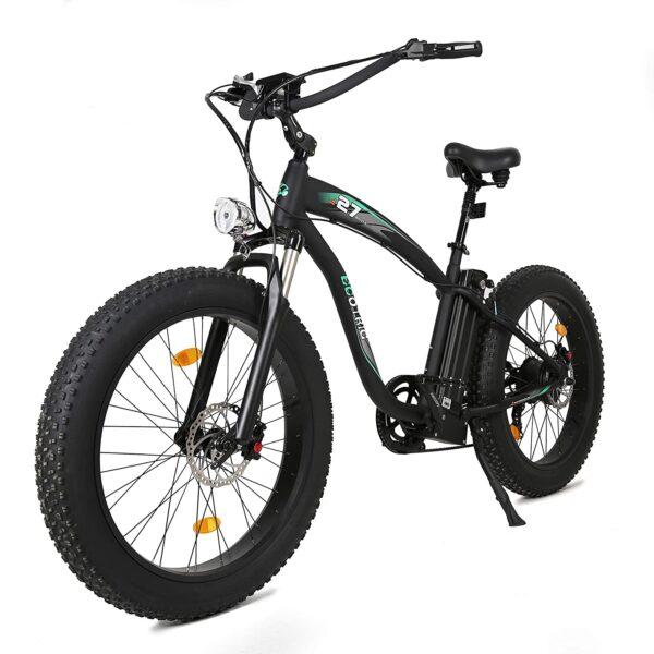 "ECOTRIC 26"" 1000w Mountain Snow Beach Electric Bike"