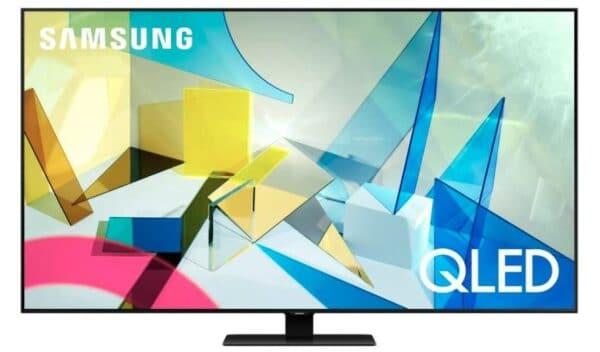 "Samsung 65"" Class Q80T Series 4K UHD Quantum HDR Smart QLED TV"