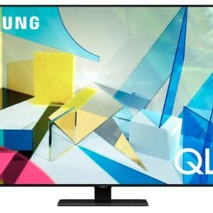 "Samsung 55"" Class Q80T Series 4K UHD Quantum HDR Smart QLED TV"