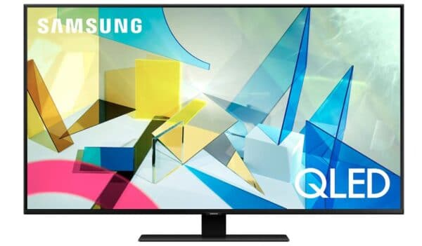 "Samsung 50"" Class Q80T Series 4K UHD Quantum HDR Smart QLED TV"