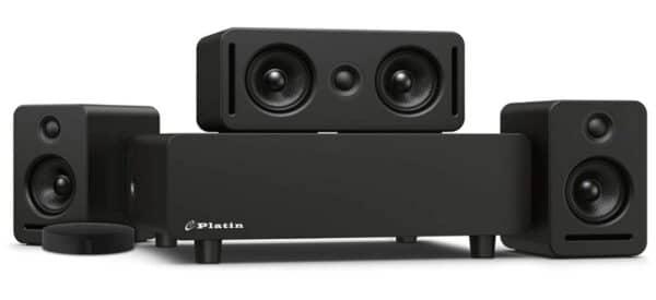 Platin Monaco 3.1 Plus Axiim Link Wireless Home Theater System