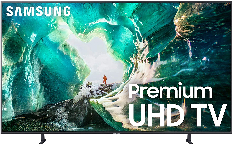 "Samsung 82"" RU8000 Series 4k UHD Smart TV"