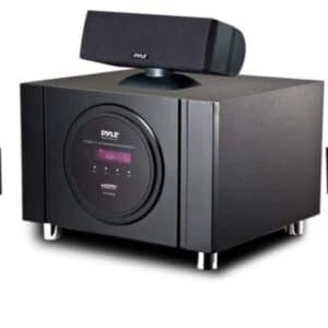 5.1 Channel Home Theater Surround Sound Audio System