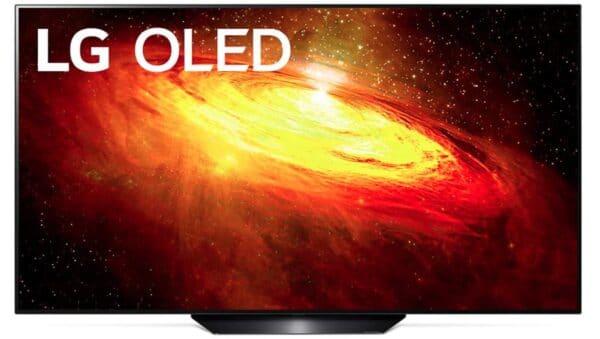 "LG 55"" Class BX Series ThinQ AI 4K Smart OLED TV"