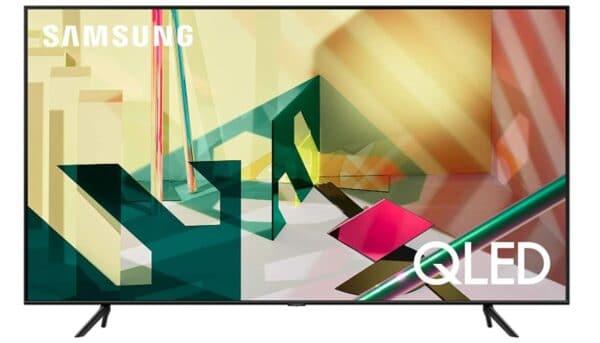 "Samsung 82"" Class Q70T Series 4K UHD Quantum HDR Smart QLED TV"