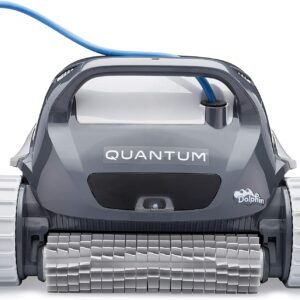 Dolphin Quantum Robotic Pool Cleaner Review