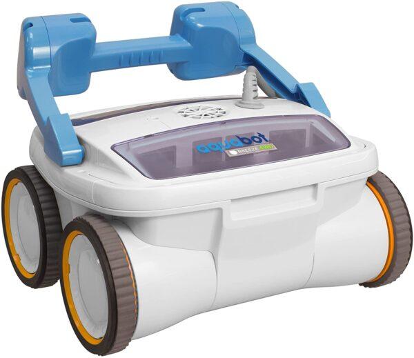 Aquabot BREEZ 4WD Robotic Pool Cleaner