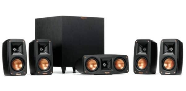 Klipsch Reference Surround Sound Home Theatre System