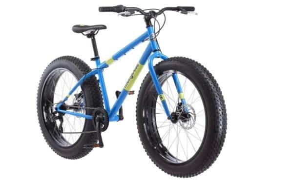 "Mongoose Dolomite 26"" Mens Fat Tire Mountain Bike"