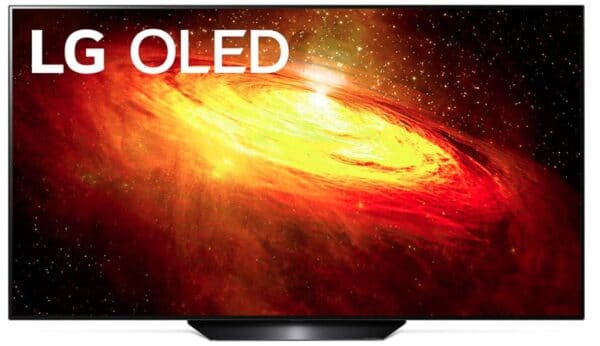 "LG 65"" Class BX Series ThinQ AI 4K Smart OLED TV"