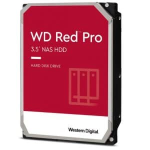 Western Digital 16TB WD Red Pro NAS Internal Hard Drive
