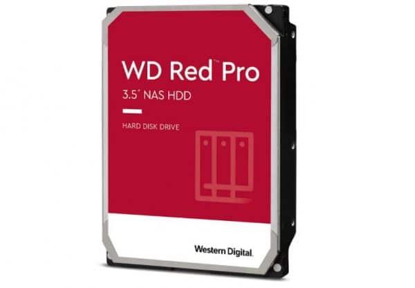 Western Digital 16TB WD Red Pro NAS Internal Hard Drive