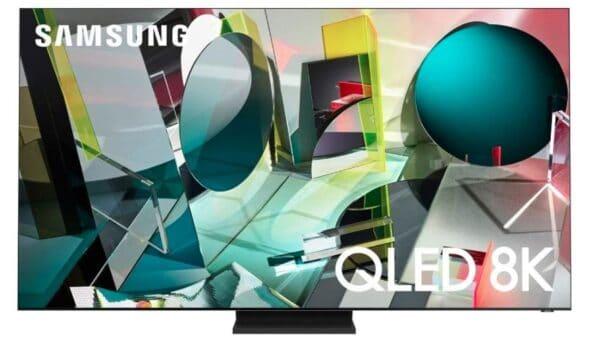 "Samsung 75"" Class Q900T Series Real 8K Full Array Quantum HDR Smart QLED TV"