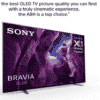 """Sony 65"""" A8H BRAVIA OLED 4K HDR TV with Alexa Compatibility"""