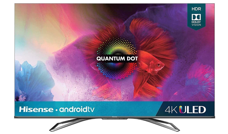 """Hisense 65"""" H9G Quantum Series Premium 4K ULED Smart Android TV"""