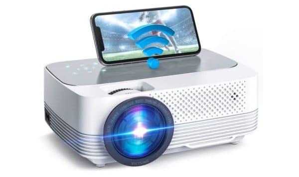VicTsing Mini Wireless Projector