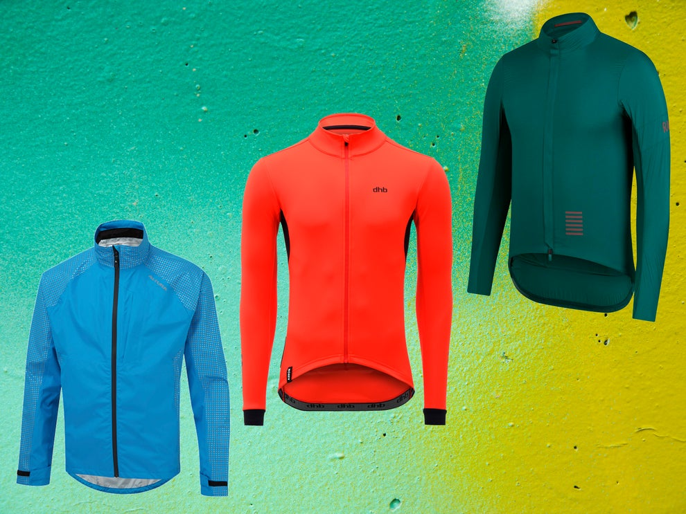 12 best men's cycling jackets