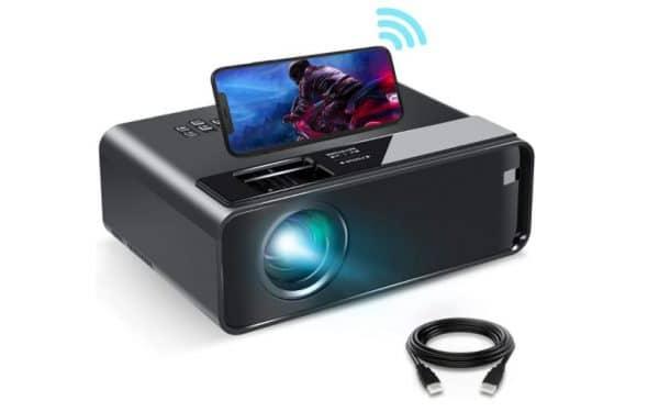 ELEPHAS W13 Mini Movie Projector