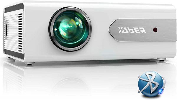 YABER V3 Mini Bluetooth Projector