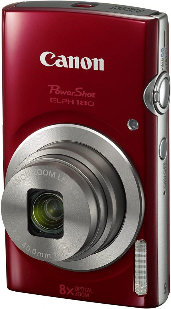 Canon PowerShot ELPH 180 Digital Camera